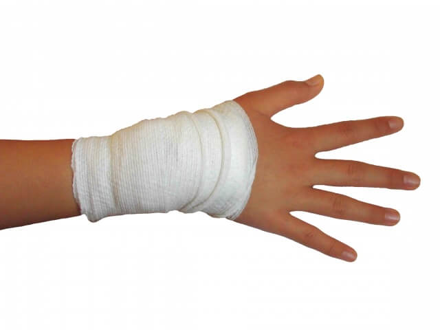 wrist