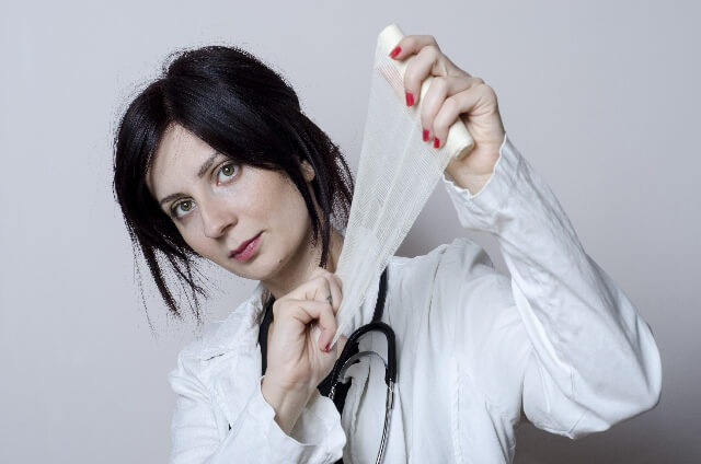 doctor-woman