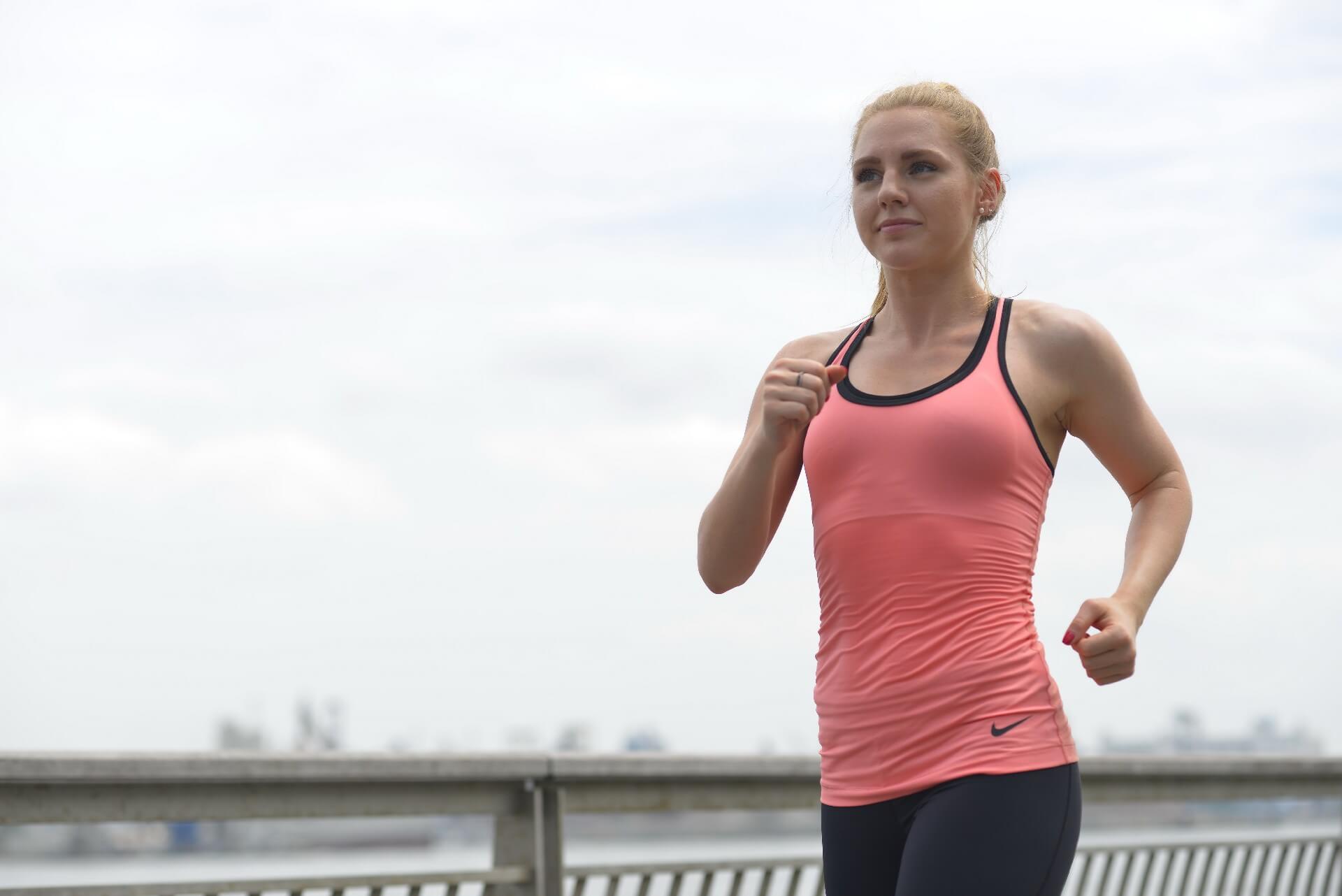 run-woman